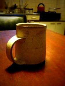 二川修さんのマグカップ